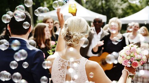 The No Winging It Wedding Guest Guide