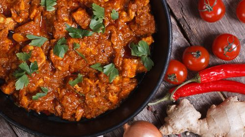 Want to Lose Weight? Eat a Curry!