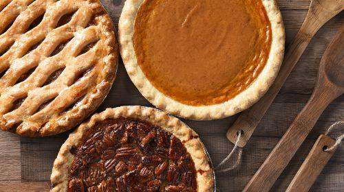 When Is A Pie Not A Pie?