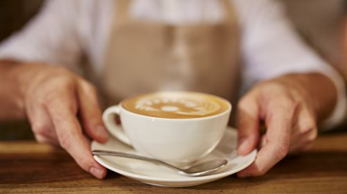 Your Morning Coffee Could Help You Shed Pounds