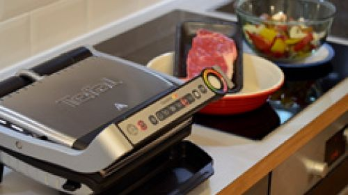 Tefal OptiGrill Review – by Warren Nash